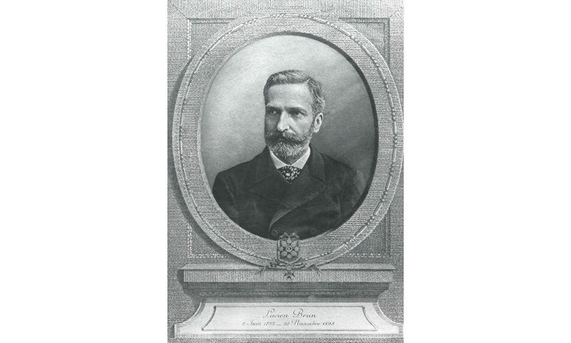 Lucien Brun, Fondateur de l'UCLy
