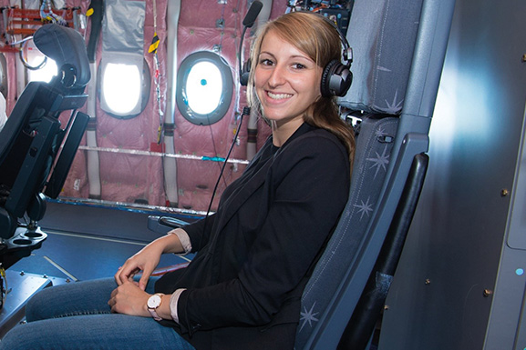 Gaëlle MICE Airbus