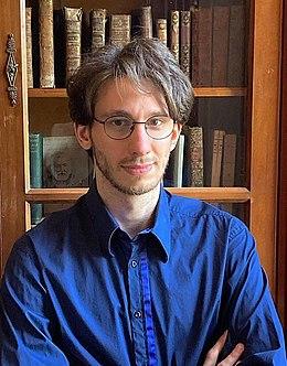 Directeur pédagogique Benjamin W.L Derhy Kurtz